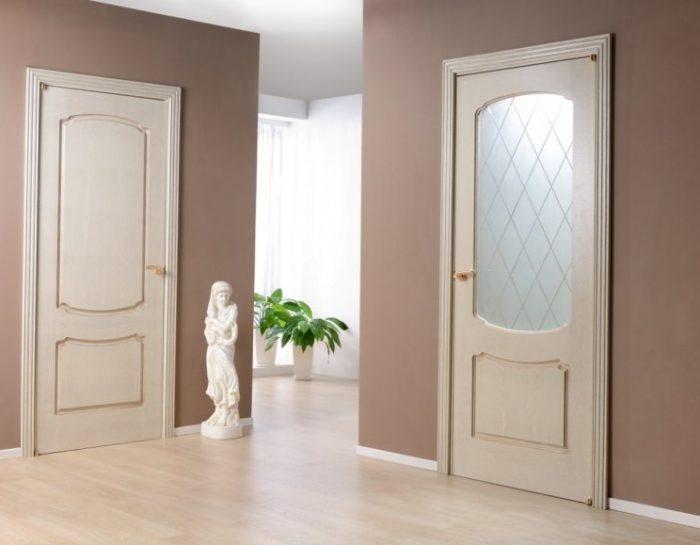 Виды и категории межкомнатных дверей
